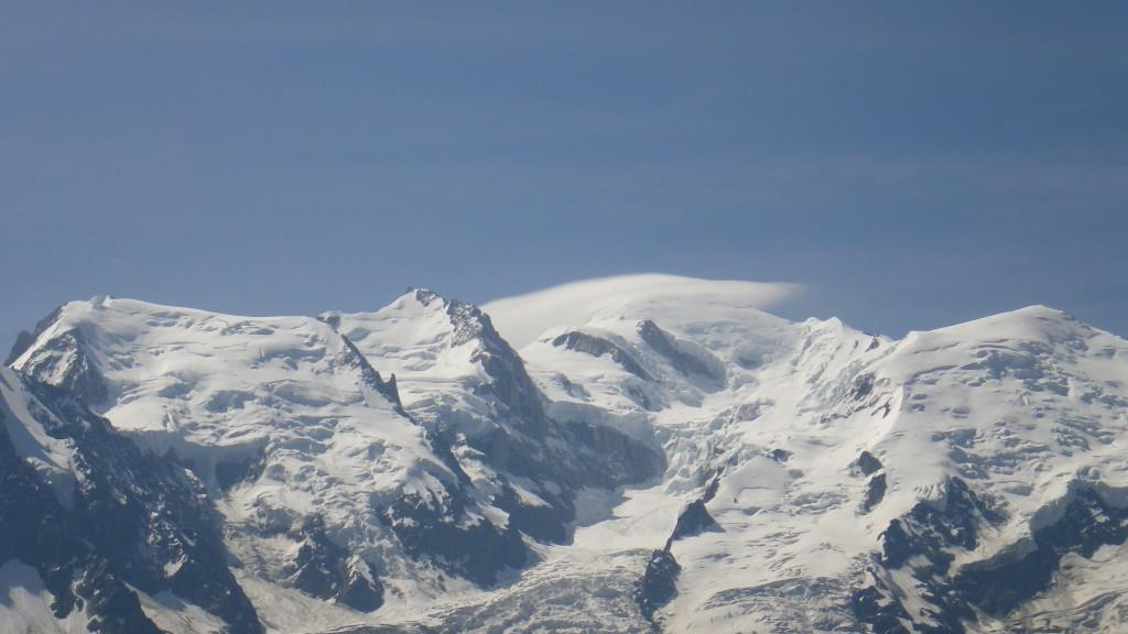 Mont Blanc ima kapo