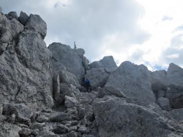 Razbit vrh Celovške špice