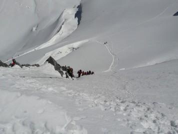 Zamašek na Mount Mauditu