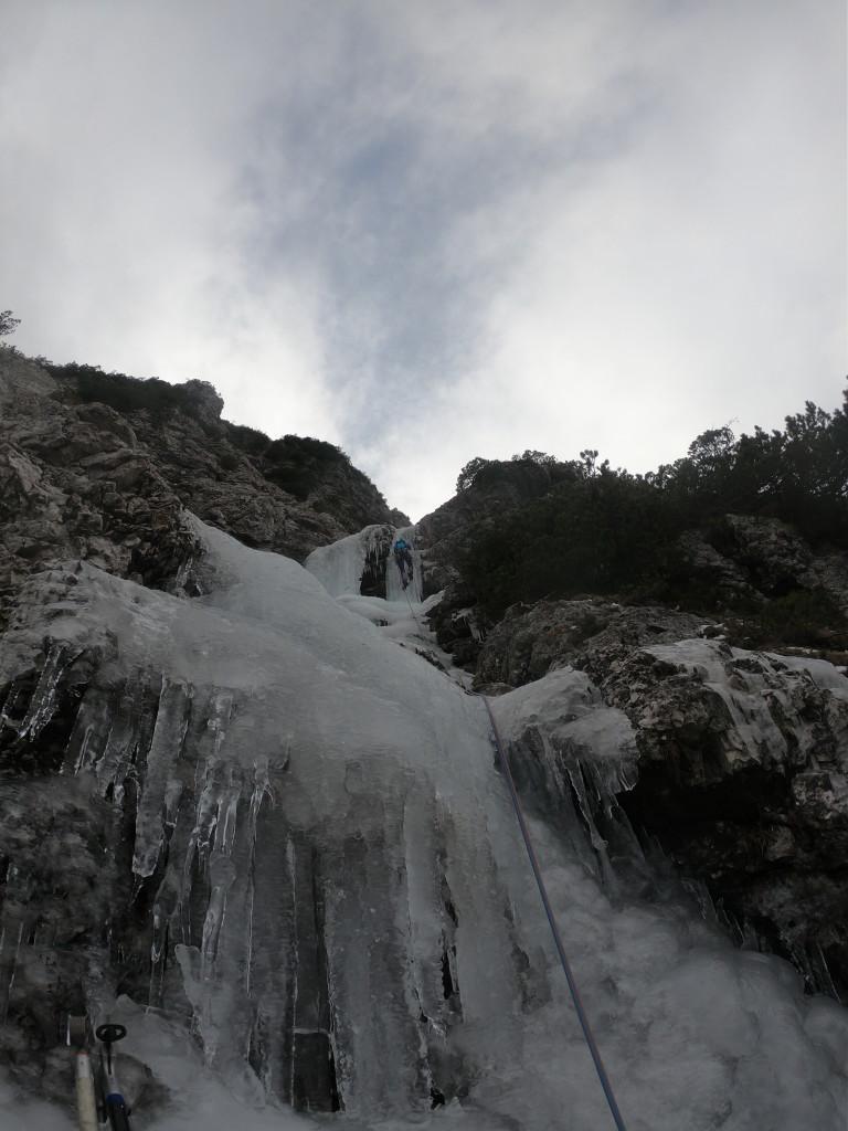 Malo plezanja, malo kanjoninga
