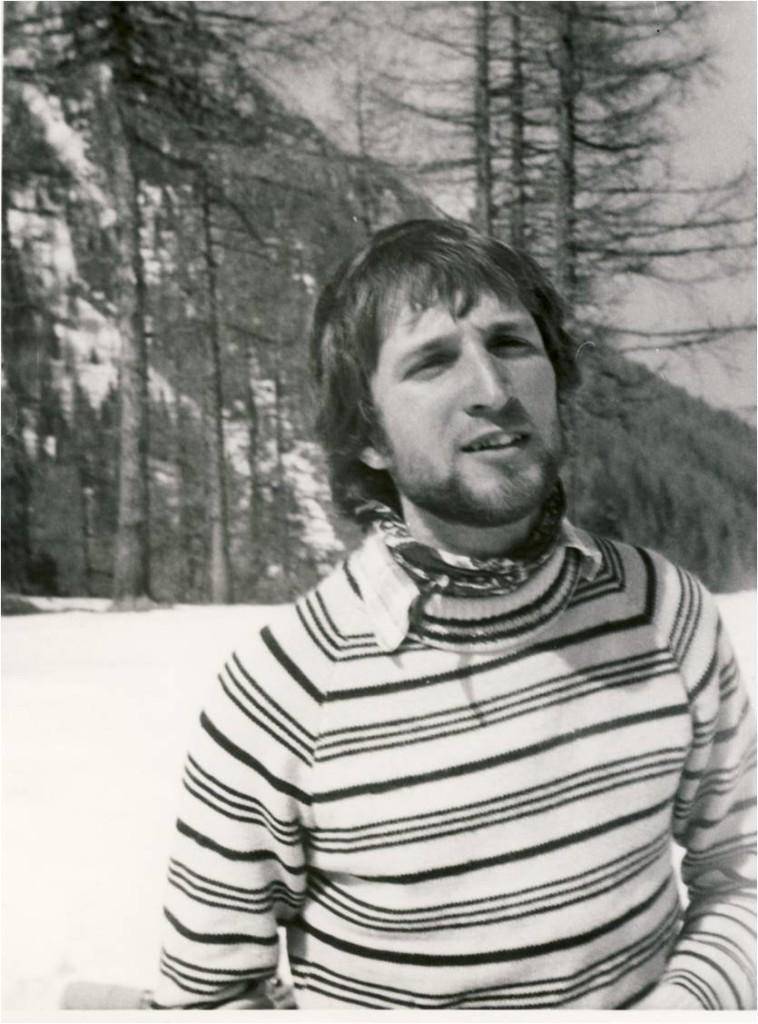 Andrej Špiler Raduha smučarske tekme 1978