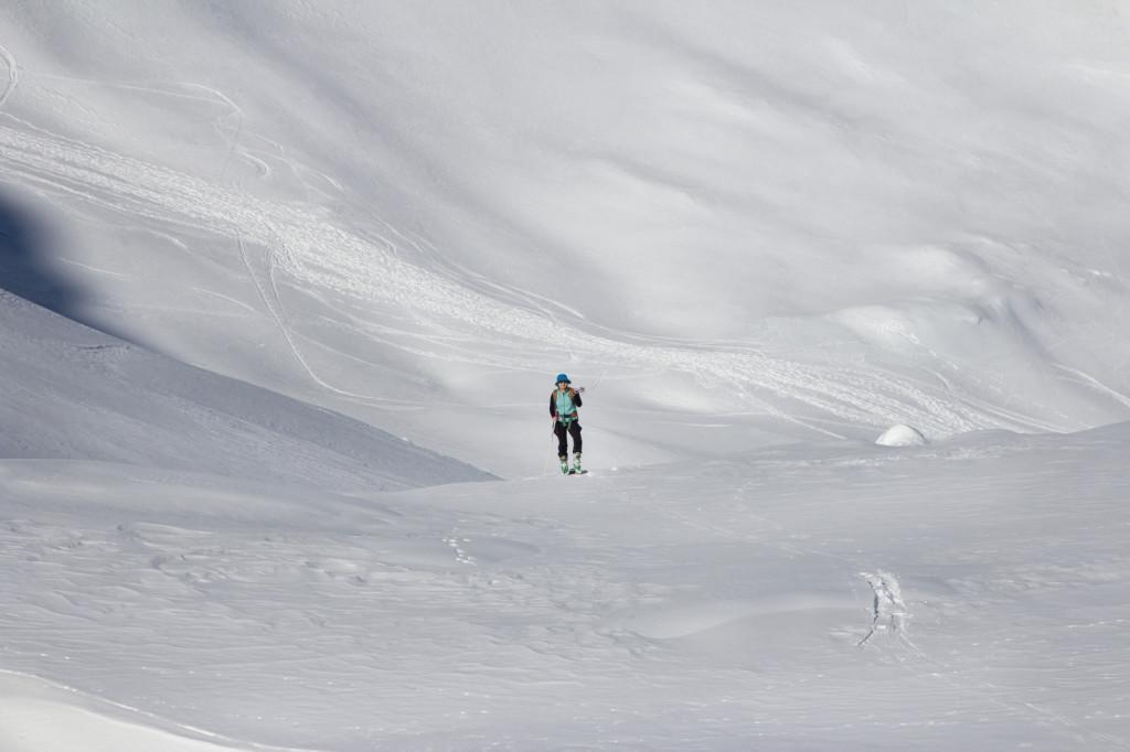 Sam sneg