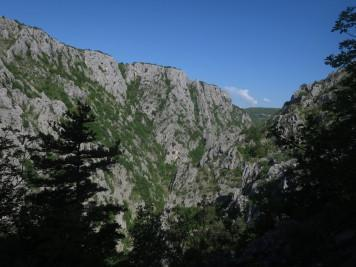 kanjon Badnjevica