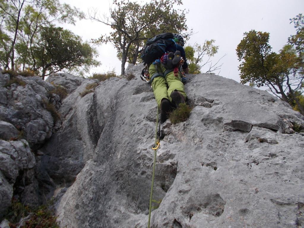 DSCNr1410 Marinka Rotewand Avstrija Alpinisti Breitewand13