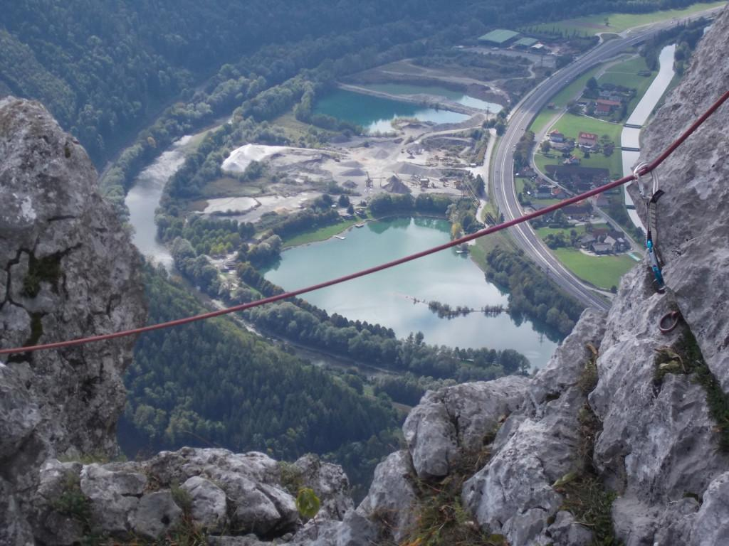 DSCNr1410 Marinka Rotewand Avstrija Alpinisti Breitewand18